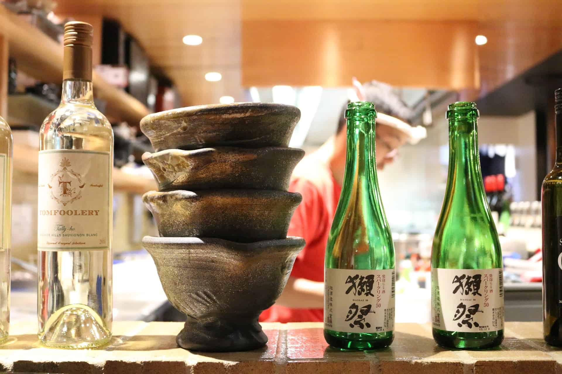 Kneipen in Japan